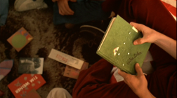 Cecilia's diary, one of the boys' many